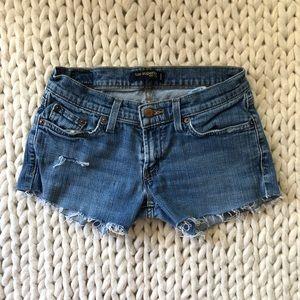 5 for $25 SALE Levi's Cut Off Denim Jean Shorts